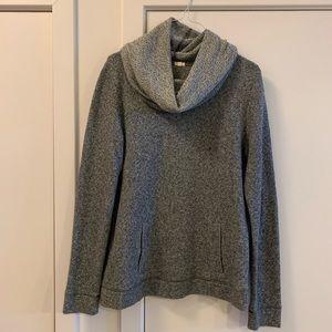 J.Crew Factory Turtle neck Sweatshirt